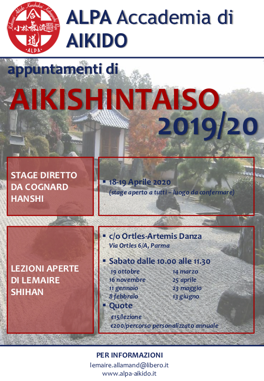 Aikishintaiso Parma